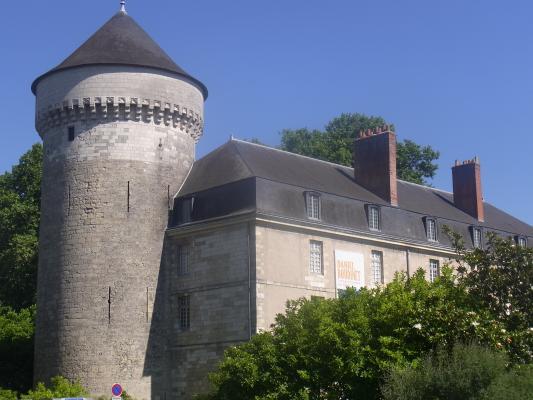 Frankreich, Schloss, Tours