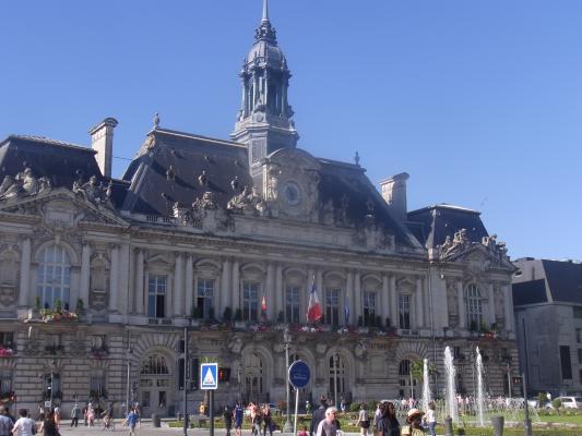 Frankreich, Tours
