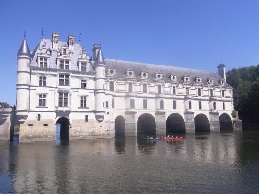 Chenonceaux, Frankreich