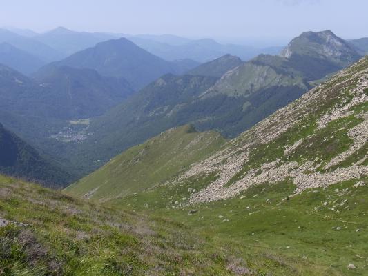 Frankreich, Pyrenäen, Vicdessos