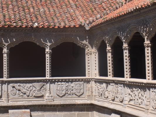 Avila, Kloster, Spanien