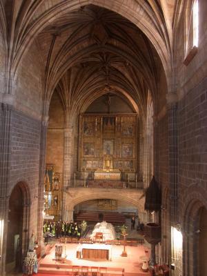 Avila, Kirche, Kloster, Spanien
