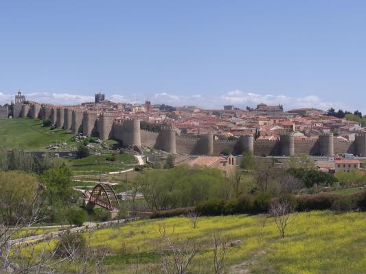 Avila, Spanien