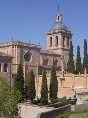 Spanien, Ciudad Rodrigo, Kirche