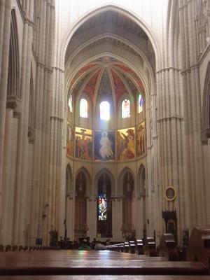 Spanien, Madrid, Kirche