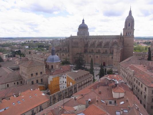 Salamanca, Spanien
