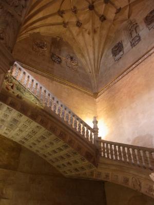 Kloster, Salamanca, Spanien