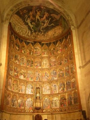 Kathedrale, Salamanca, Spanien