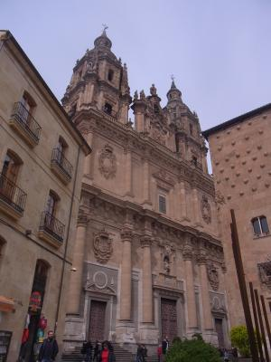 Kirche, Salamanca, Spanien