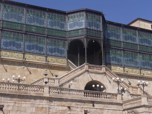 Museum, Salamanca, Spanien