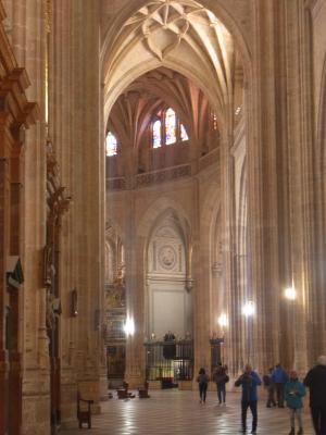 Spanien, Segovia, Kathedrale