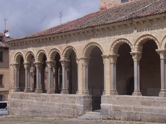 Spanien, Segovia, Kirche