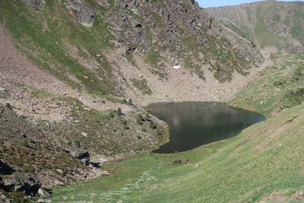 Andorra, Frankreich, Pyrenäen