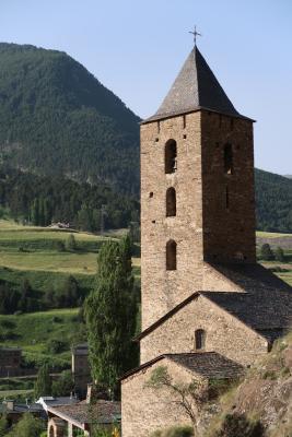 Andorra, Canillo, Kirche