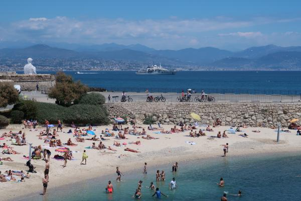 Antibes, Cote d