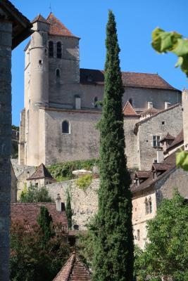 Frankreich, Kirche, Lot, Okzitanien
