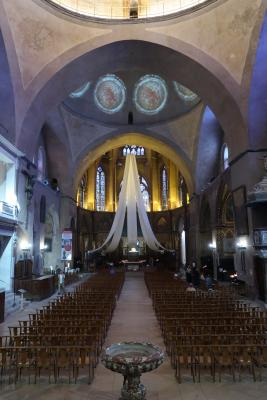 Frankreich, Kathedrale, Lot, Okzitanien