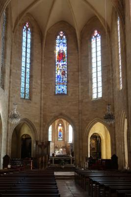Dordogne, Frankreich, Kirche, Perigord, Sarlat-la-Caneda