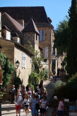 Dordogne, Frankreich, Perigord, Sarlat-la-Caneda