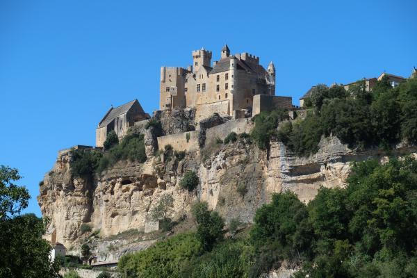 Dordogne, Frankreich, Perigord, Schloss