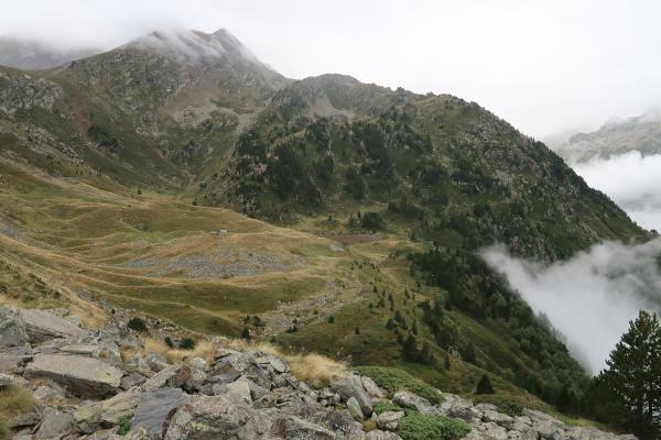 Frankreich, Latour-de-Carol, Pyrenäen