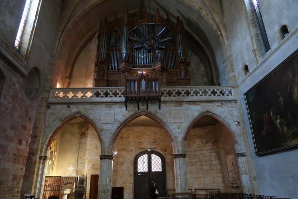 Foix, Frankreich, Kirche, Okzitanien, Pyrenäen