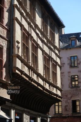 Frankreich, Okzitanien, Rodez