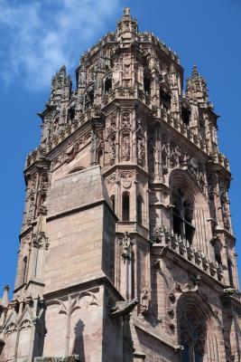 Frankreich, Kathedrale, Okzitanien, Rodez