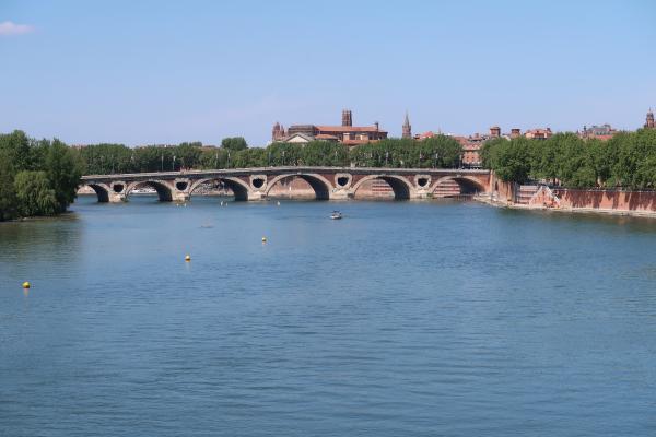 Frankreich, Okzitanien, Toulouse