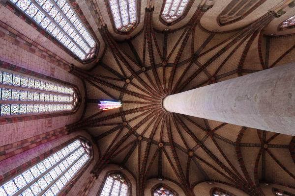 Frankreich, Kirche, Okzitanien, Toulouse