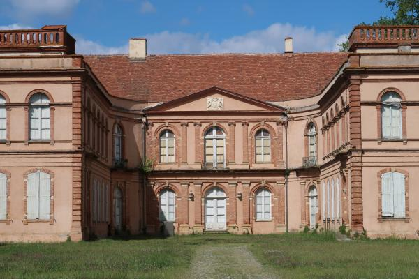 Frankreich, Schloss, Toulouse