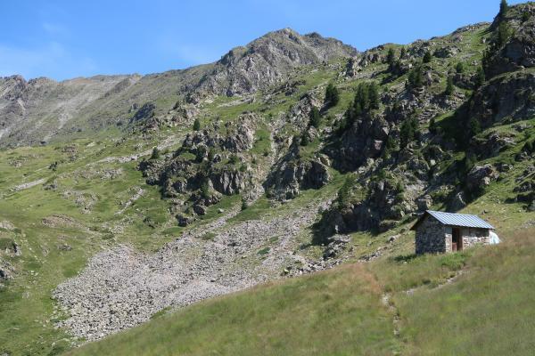 Frankreich, Alpen, Valgaudemar