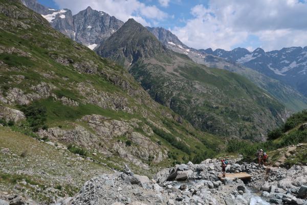 Alpen, Frankreich, Valgaudemar