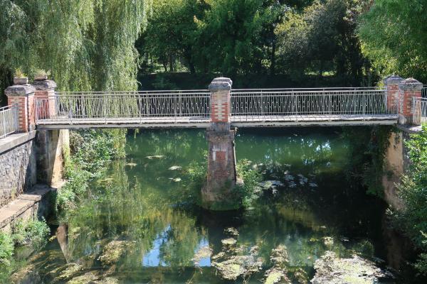 Dordogne, Frankreich, Mühle, Perigord