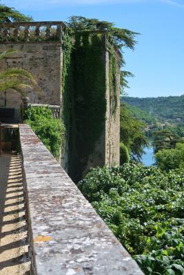 Frankreich, Lot, Schloss
