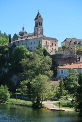 Frankreich, Kirche, Lot