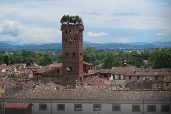 Italien, Lucca, Toskana