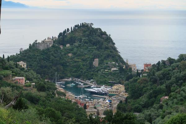 Italien, Ligurien, Portofino