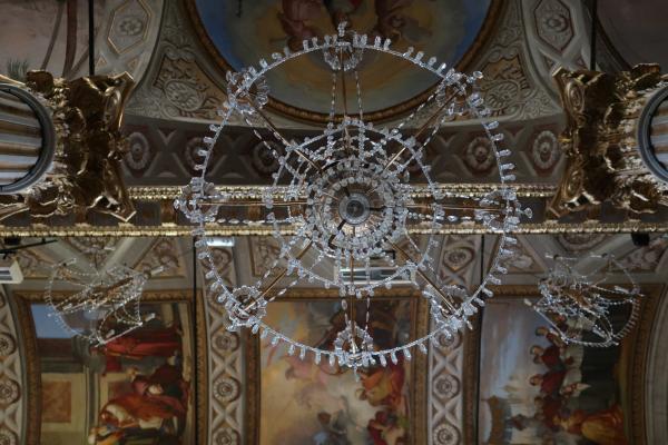 Italien, Kirche, Ligurien