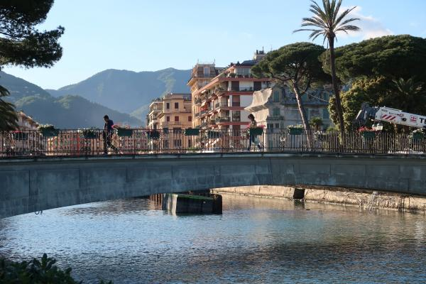 Italien, Ligurien, Rapallo