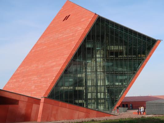 Danzig, Polen, Museum
