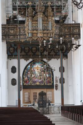 Danzig, Polen, Kirche
