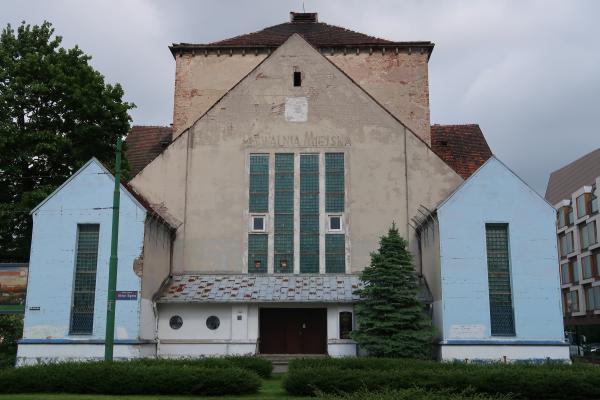 Polen, Poznan, Synagoge