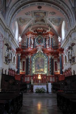Kirche, Polen, Poznan