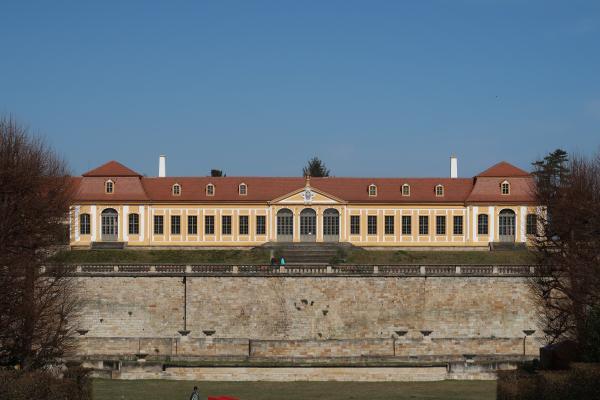 Deutschland, Pirna, Sachsen, Schloss