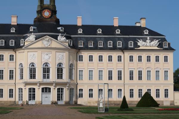 Deutschland, Sachsen, Schloss