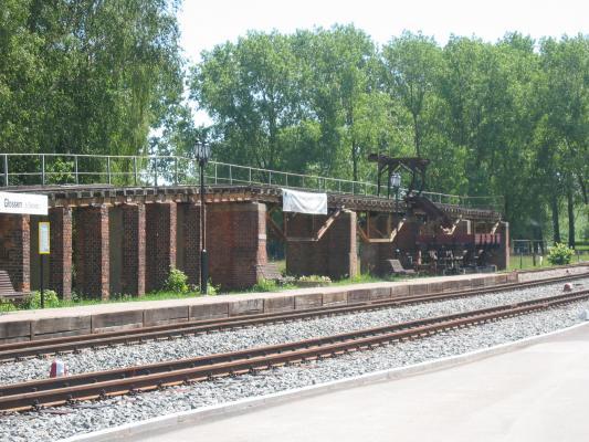 Ausflug, Eisenbahn, Fahrrad