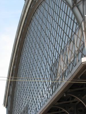 Architektur, Dresden, Eisenbahn, Kalender 2008, Neustadt, verwendet in