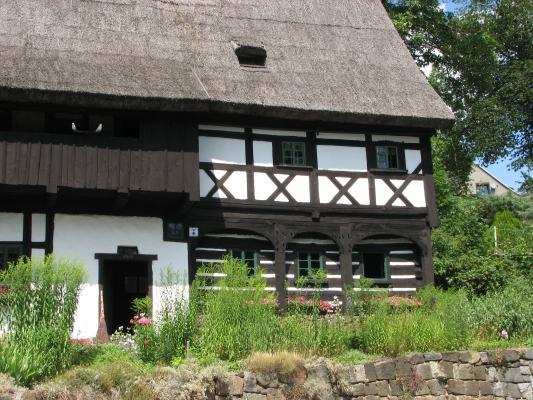 Architektur, Fahrrad, Oberlausitz, Places, Reiterhaus