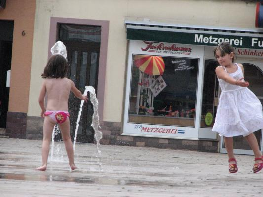 Urlaub, Offenburg